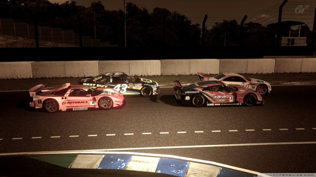 Gran Turismo Suzuka Circuit 7 Wallpaper