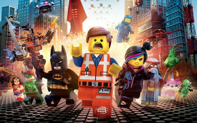 The LEGO Movie HD Wallpaper