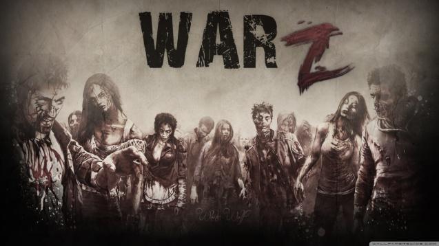 The WarZ HD Wallpaper