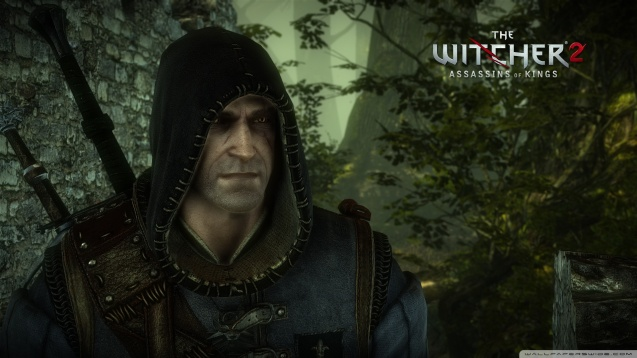 The Witcher 2 Assassins Of Kings HD Wallpaper