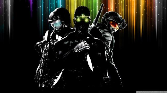 Tom Clancy Game HD Wallpaper
