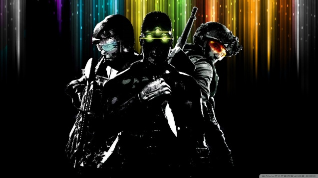 Tom Clancy Game HD Wallpaper