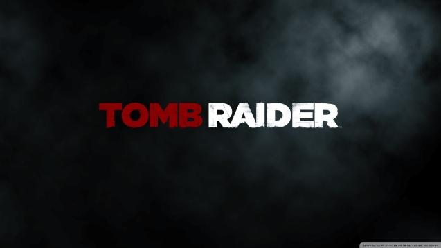 Tomb Raider Dark Poster HD Wallpaper