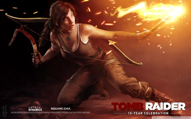 Tomb Raider Into The Darkness HD Wallpaper