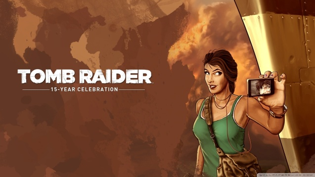 Tomb Raider Profile Pic HD Wallpaper