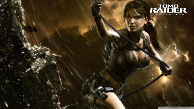 Tomb Raider Underworld HD Wallpaper