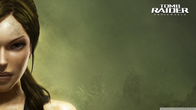 Tomb Raider Underworld HD Wallpaper
