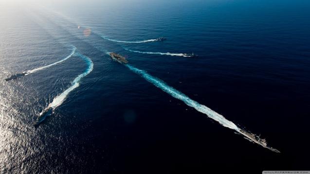 US Navy Ship HD Wallpaper