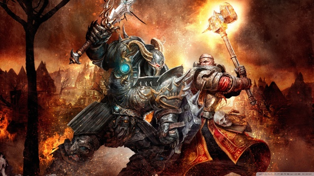 Warhammer Online Age Of Reckoning HD Wallpaper