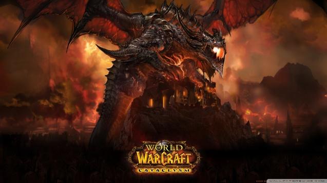 World Of Warcraft WOW Cataclysm HD Wallpaper