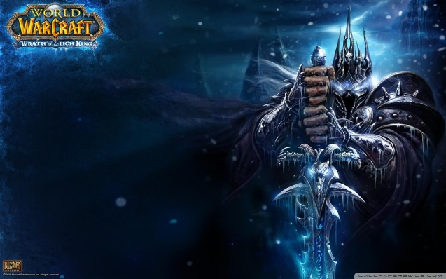 World Of Warcraft WOW Wrath Of The Lich King HD Wallpaper