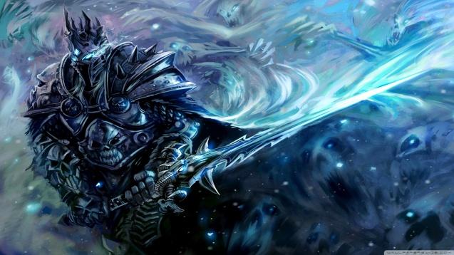 World Of Warcraft WOW Lich King HD Wallpaper